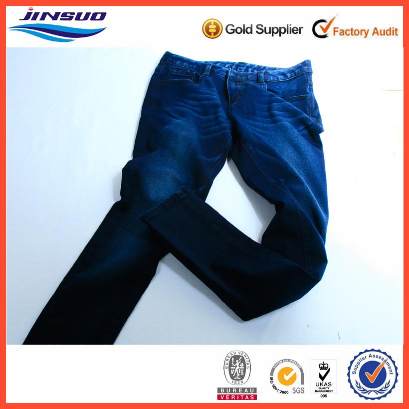 Calidad de tela de mezclilla de algodón de china/de poliéster pantalones vaqueros de mezclilla tela construcción