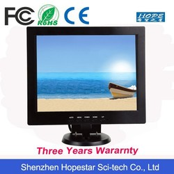 "Low cost 10 "" inch LCD monitor with USB Audio input"
