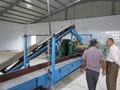 reciclagem de pneus usados de máquina para fazer o pó de borracha