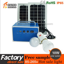 new design products 10w 6v Solar System / Solar Power System with ce rohs