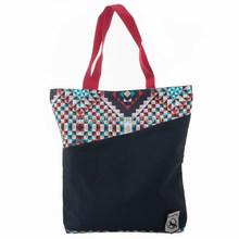 2015 New Design geometry pattern Beach Bag