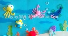 China Manufacturer Kids Handmade EVA Foam Toys / Sets, DIY Craft, DIY Toys