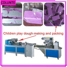 2015 New Silly putty/water clay/molding clay packing machine