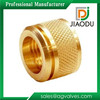 china manufacturer competitive price best sale 3/4 inch npt forged ppr brass female threaded insert for ppr fitting