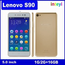 5.0 Inch Lenovo S90 S90U FDD LTE 4G Qual-comm Snapdragon 410 Quad Core 2G RAM 16G ROM 13MP Android 4.4 Smart Phone