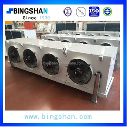 Safety and Frozen Smoked Beef Ribs stainless steel tube epoxy coated Fin two fans Beautifui designed Air Cooler