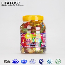 China Top Fruit Jelly Supplier nata de coco jelly products