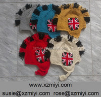 online sales kids handmade crochet baby animal hat