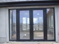 Exterior french door glass inserts for sale