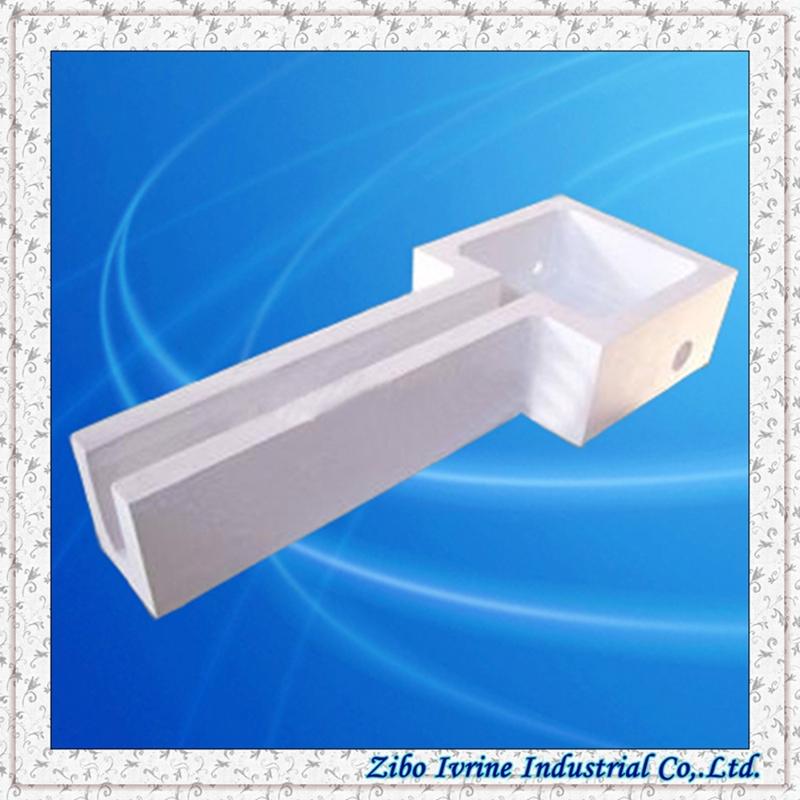 Aluminium Silicate Ceramic Launder For Lpdc Machine - Buy Ceramic ...
