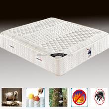 comfortable sleep easy flexible organic mattress