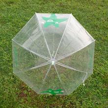 factory custom wholesale transparent umbrella