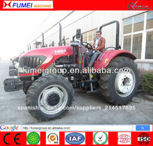 venta caliente 100hp <span class=keywords><strong>tractor</strong></span> con alta calidad de neumáticos de tractores