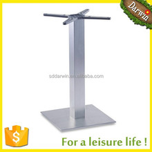 Metal legs for table base cast iron legs