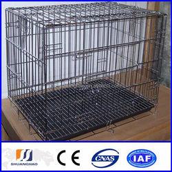 Large fiberglass dog kennel (manufacturer)