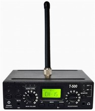 Wireless Assistive Listening FM Transmitter for Radio Station