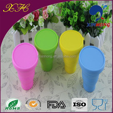 200 ml Multi-Functional Foldable Watertight Rubber Measuring Cups