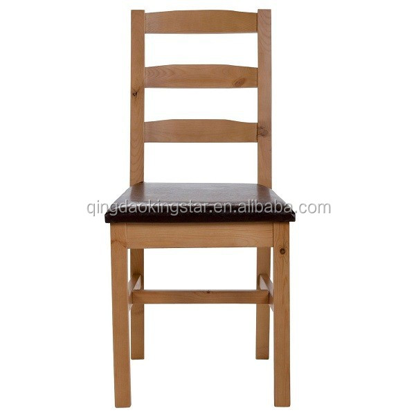 Modern wooden low back dining chair for Modern low back dining chairs