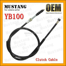 YB100 Parts Custom Clutch Cable for Yamaha Motorcycle Spare Parts Custom Clutch Cable