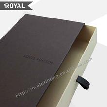 Manufacture OEM elegant wallet paper box