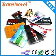 full color printing card usb 2.0 driver, plastic 8gb usb credit card, factory usb business card usb flash drive