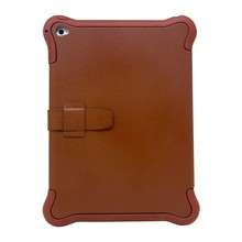 for iPad air2 custom leather case,leather flip case for iPad air 2,leather accessory for iPad air 2