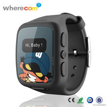 China Factory Wholesale Mobile Watch, Child Tracking Device, GPS Kids Tracker Watch With Two Way Communication and SOS