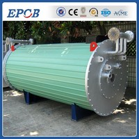 china manufacture gas oil thermal oil boiler for hot oil