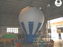 Wholesale inflatable Hot air rainbow Balloon for sale