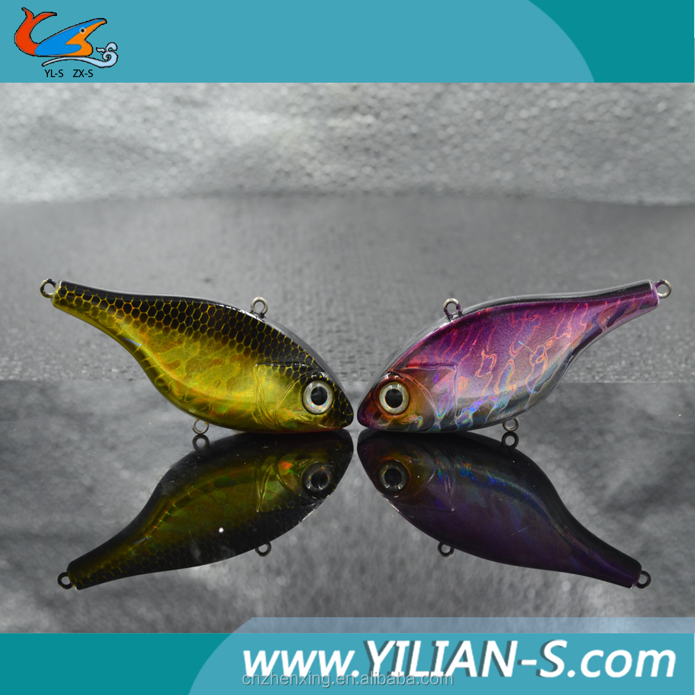 2016 new lure 3 1 inch vib lures jig head trolling for Wholesale fishing lures