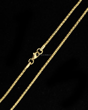 wholesale fashion stainless steel men/women necklace chain