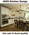 ak3056 venta caliente diseños modulares de cocina de madera sólida del gabinete de la cocina