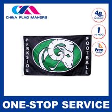 create custom made 3'x5' basketball base automobile flags