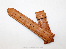 2015 waterproof changeable watch strap 18mm/20mm/22mm,stainless metal buckle thin leather watch strap,custom leather watch belt