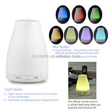 2015 hot sale electronic diffuser aroma, essential oil set aroma diffuser