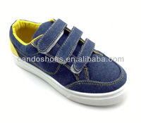 high quality and factory price fancy canvas shoes for boys