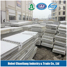 Chaoliang lightweight fireproof wall panels acoustic fiber cement magnesium oxide board direct sale with CE certificate