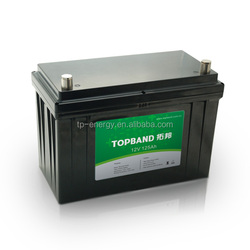 Energy storage 12V 100Ah lithium rechargeable battery pack