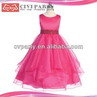 wholesale tulle petticoats girls printed skirt