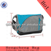 High Quality Nylon Shoulder Strap Bag With Laptop Compartment