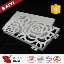 High Quality Art aluminum carving plate, artistic aluminum ceiling, aluminum curtain wall