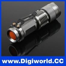 Portable Mini LED Torch 7W 400LM LED Flashlight