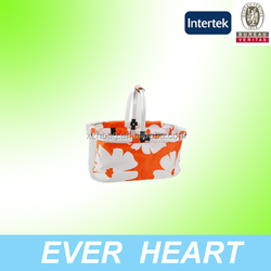 Picnic Beyond Insulated cooler basket for 2 persons Polyester