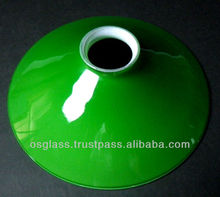 Umbrella type lamp glass shade suitable for in every field