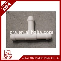 Plastic Pipe,Pipe Tee,Tee Pipe Fittings for HELI Forklift