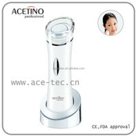 Best selling beauty products electronic portable ultrasonic face scrubber