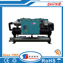 High Efficient CE Approved Water Cooling Industrial Screw Chiller System for the Laser Machine