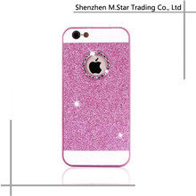 2015 New Products Wholesale Glitter Luxury Shining Bling Mobile Phone Cover Case for iPhone 6