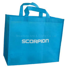 Environmental Shopping cloth carrying bag with client's logo
