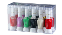 5pcs Ladies Manicure Nail Art Polish Corrector Remover Pen with 15 Tips 5 colors